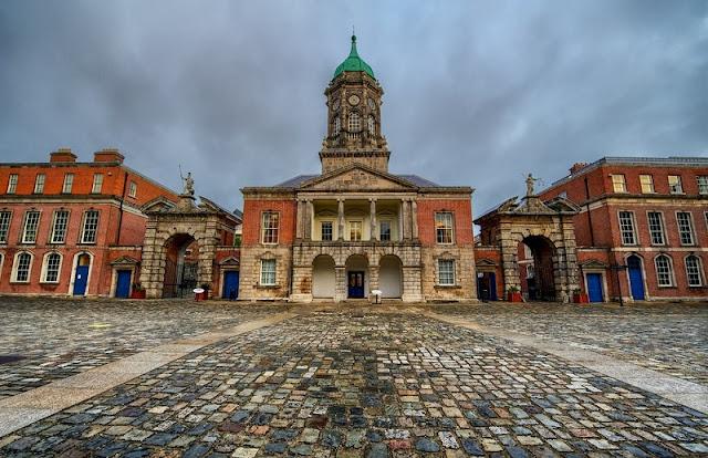 História do Castelo de Dublin