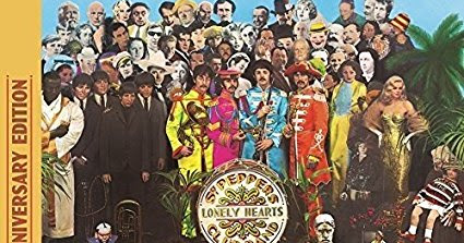 Sgt Pepper is 50.
