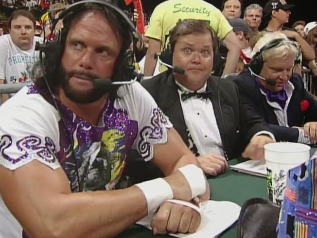 WWF / WWE King of the Ring 1993: Randy Savage, Jim Ross and Bobby Heenan called the action