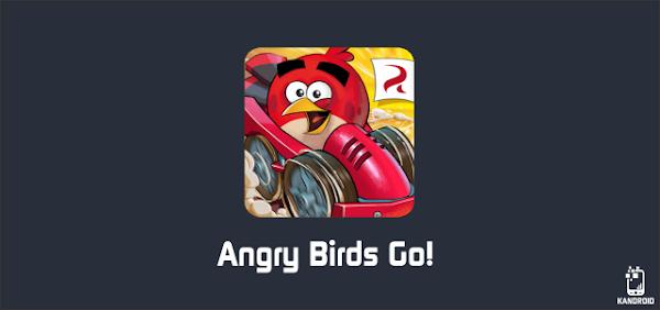 Angry Birds Go! v2.6.3 APK Mod [Dinheiro / Gemas]