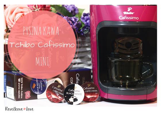 Dzień bez kawy - dniem straconym!  Poznaj Tchibo Cafissimo MINI