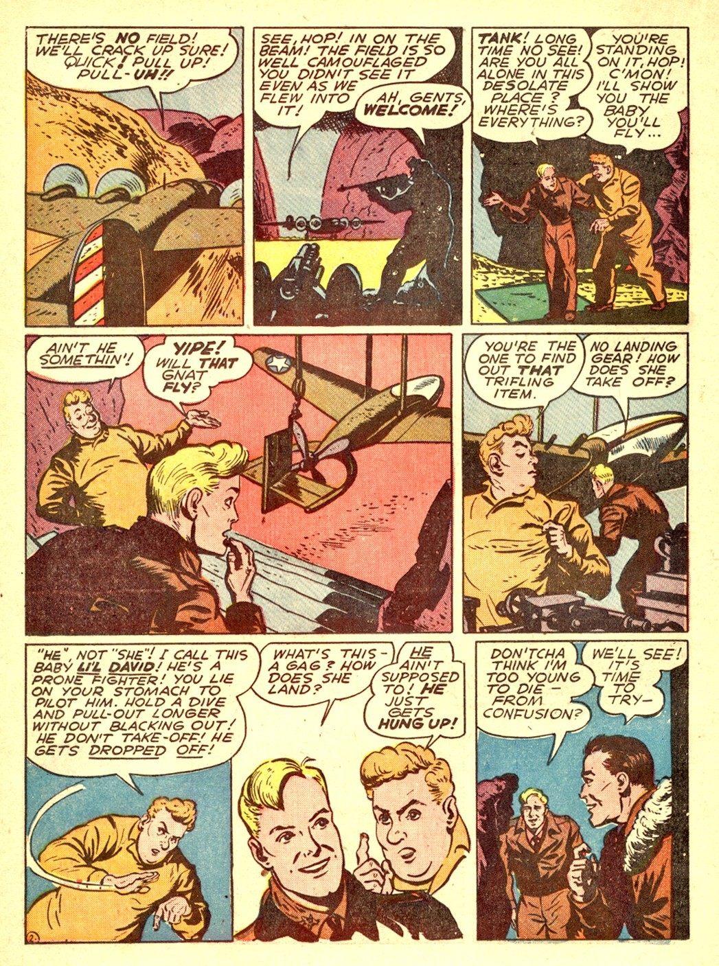 Read online All-American Comics (1939) comic -  Issue #47 - 26
