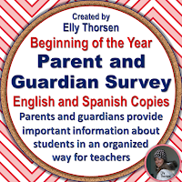 Free Parent and Guardian Survey