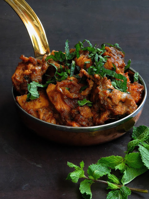 Black Pepper Chicken Roast, Kali Mirch Ka Murgh