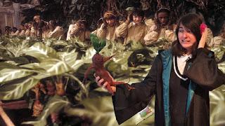 Alraune Mandrake Harry Potter DIY