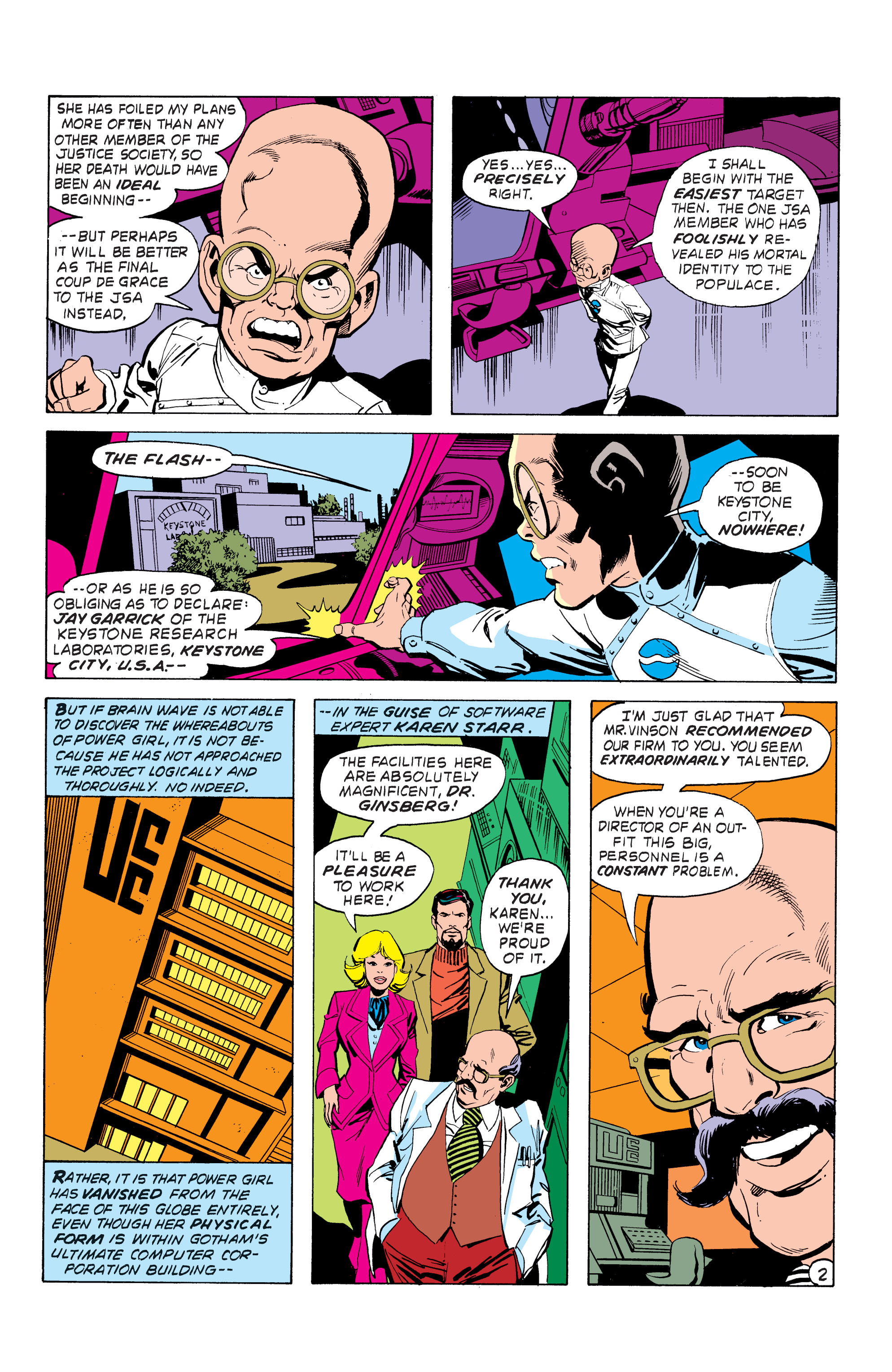 Read online Showcase comic -  Issue #99 - 3