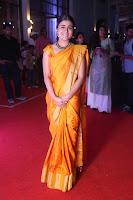 Shalini Pandey in Beautiful Orange Saree Sleeveless Blouse Choli ~  Exclusive Celebrities Galleries 048.JPG