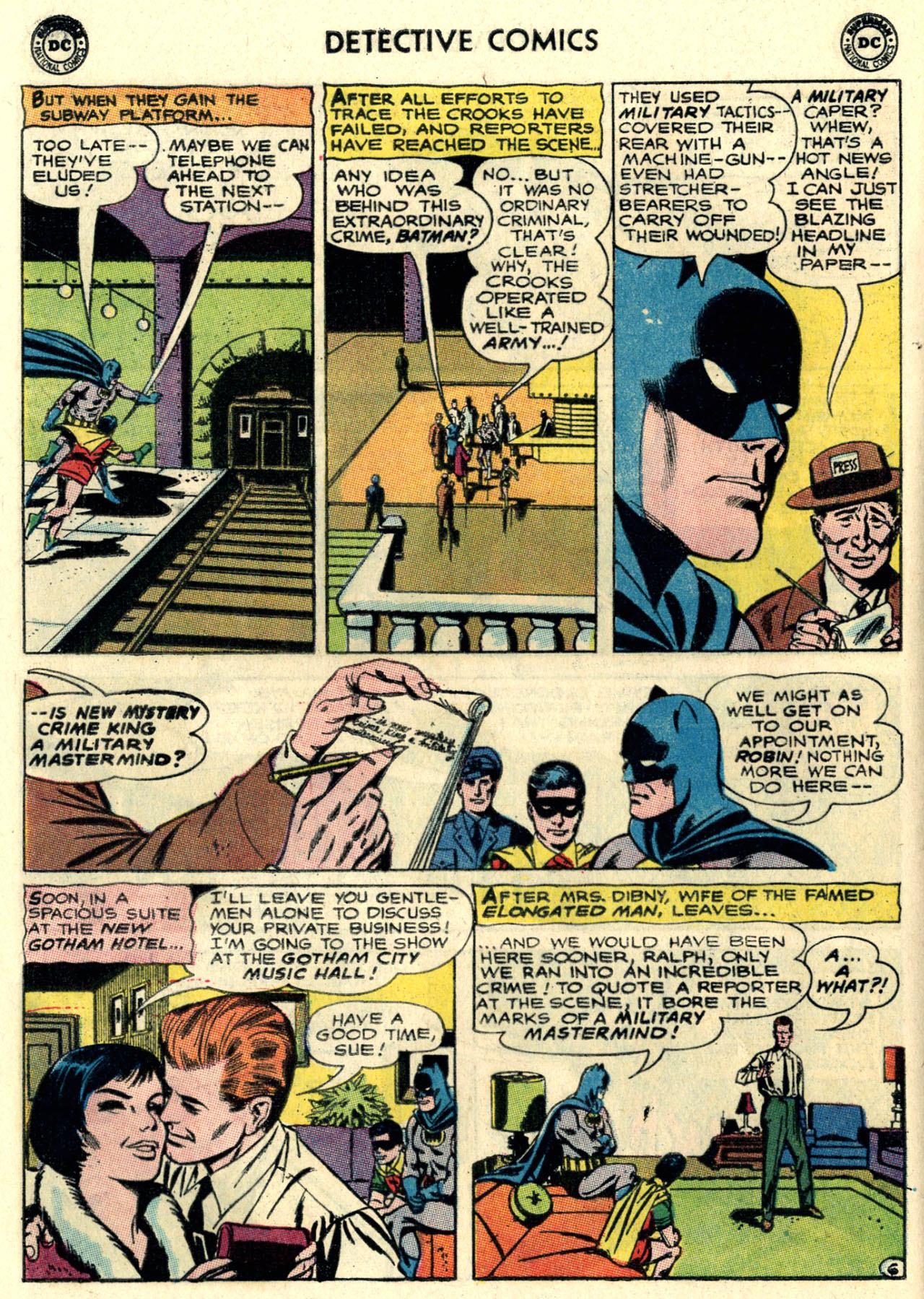 Detective Comics (1937) 343 Page 7
