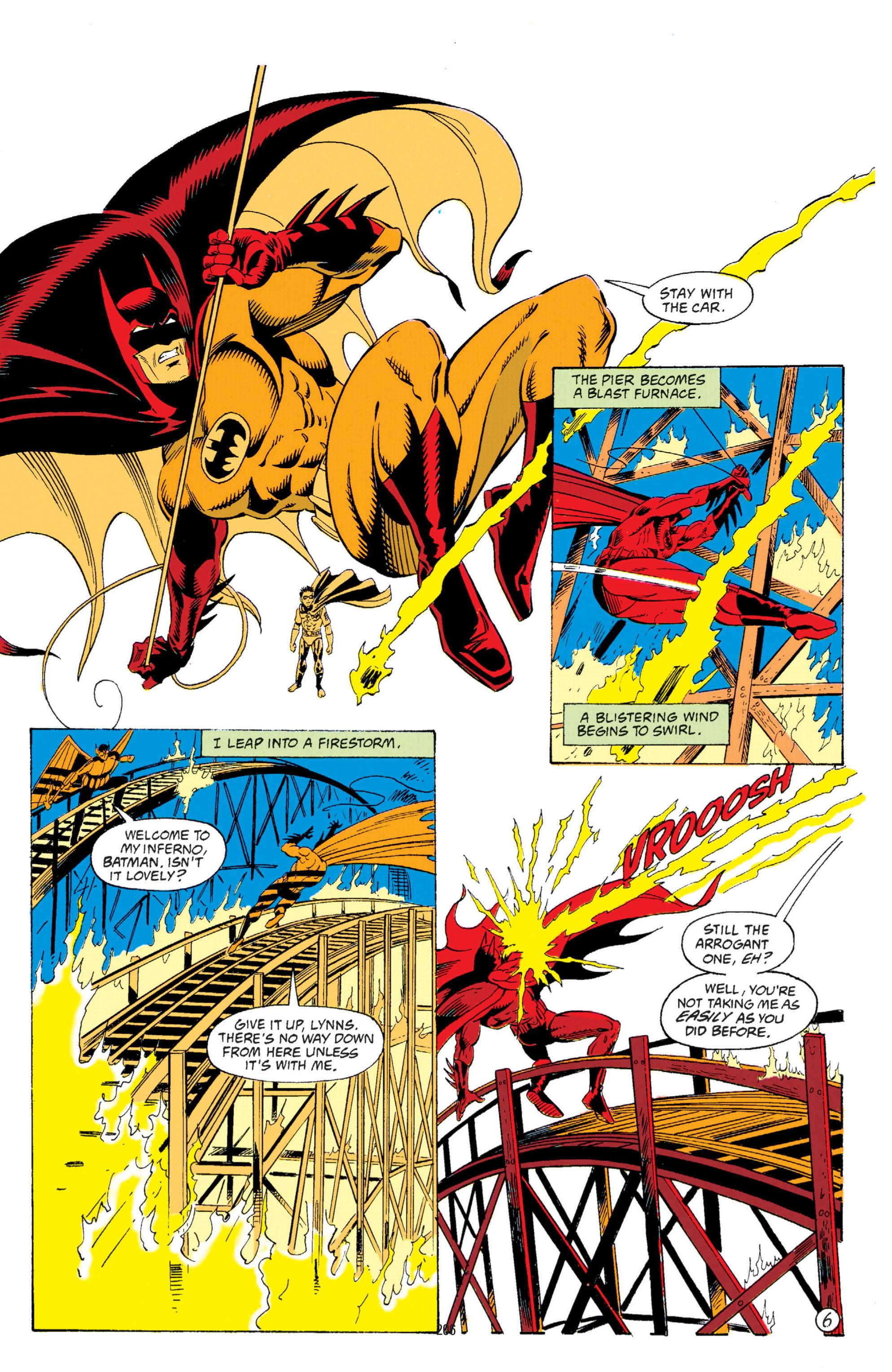 Detective Comics (1937) 661 Page 6