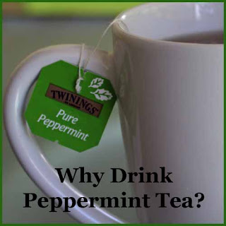 Why Drink Peppermint Tea - a Twinings Peppermint Tea Review