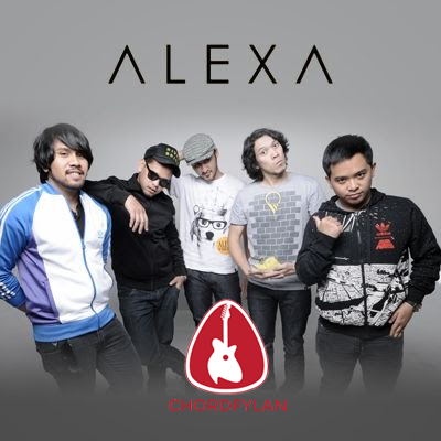 Lirik dan chord Dewi - Alexa