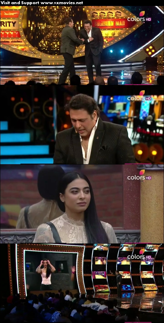 Bigg Boss S10E91 15 Jan 2017 HDTV 480p