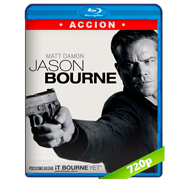 Jason Bourne (2016) BRRip 720p Audio Dual Latino-Ingles