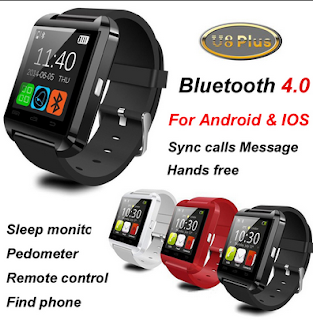 U Watch U8 Smart Watch Review – A Cheap Smart Watch $7.59
