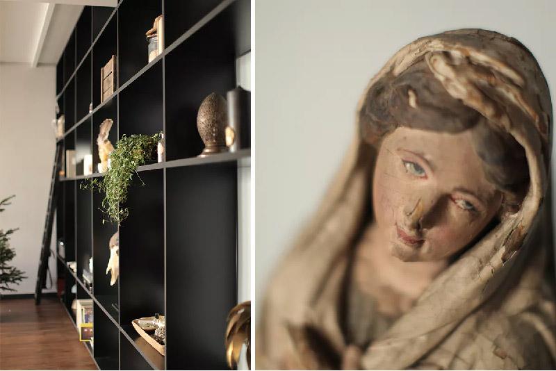 Loft Saint Maur un progetto di Atelier Barda