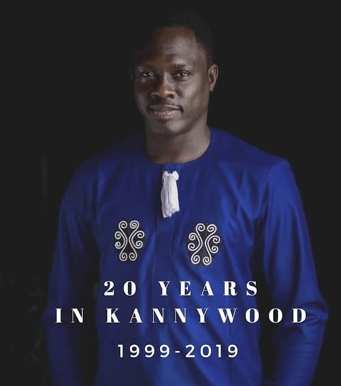 CELEBRITIES: 20 YEARS IN KANNYWOOD @ALINUHU