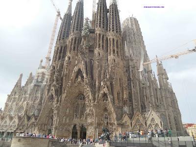 Sagrada+Família+Barcellona