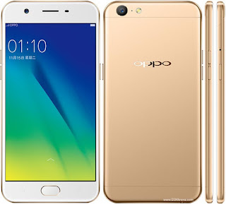 Cara Flashing OPPO A57 CPH1701 work