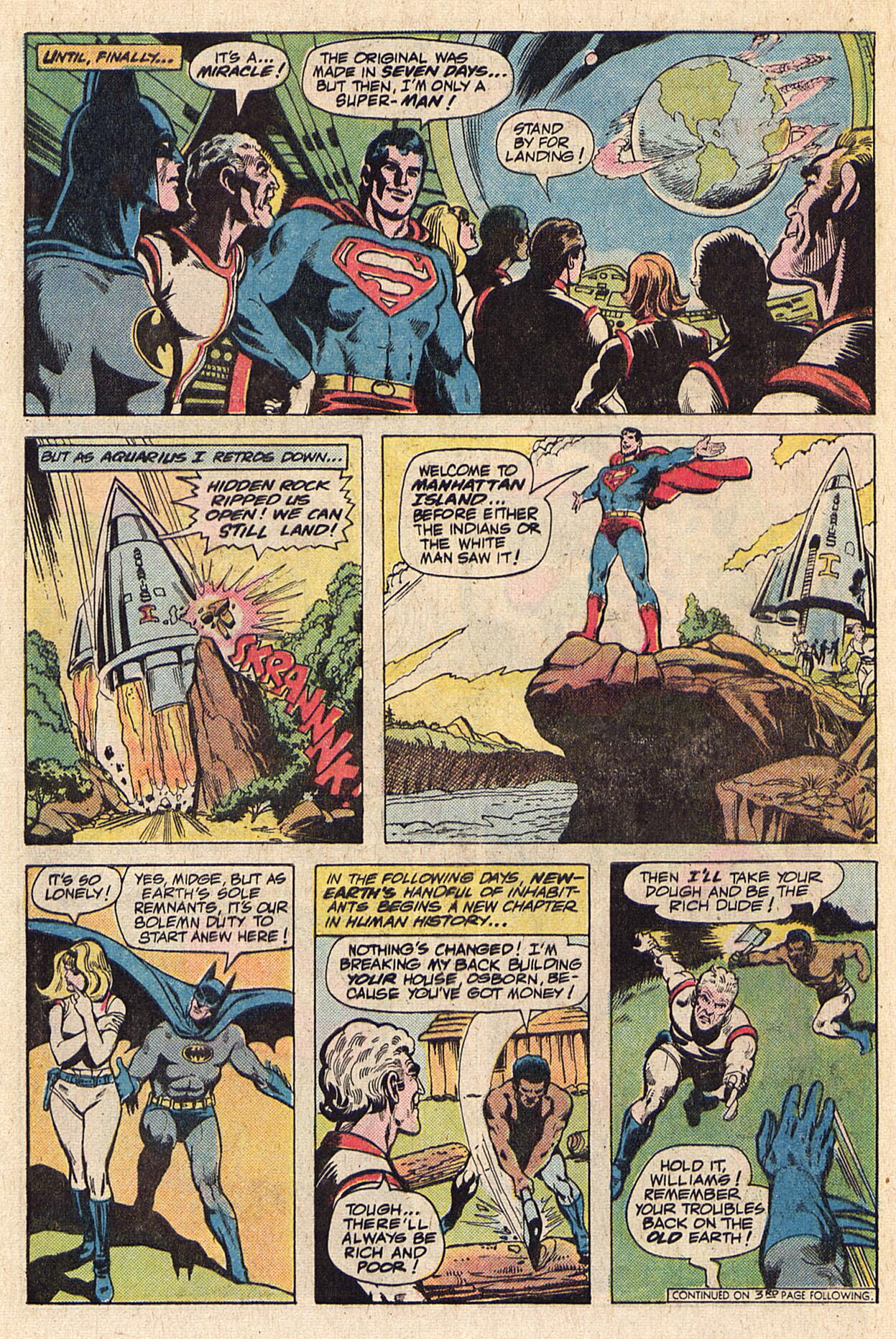 Read online World's Finest Comics comic -  Issue #241 - 9