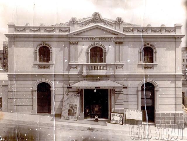 A história e o processo de revitalização do Theatro Avenida de Pinhal