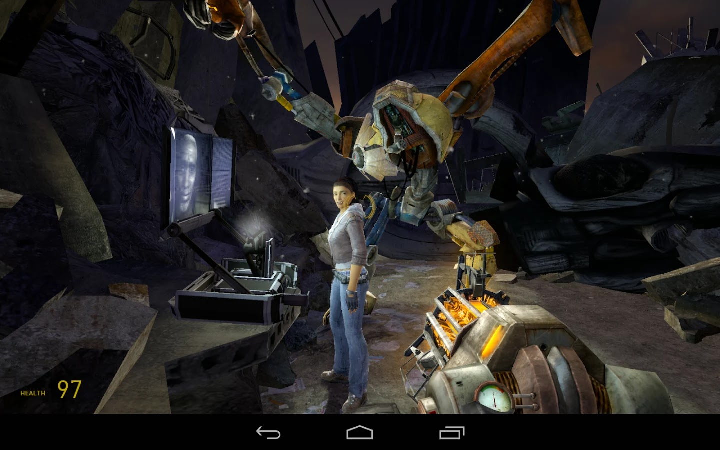 Half life data download android