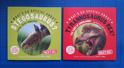 What's So Special About..? Dinosaur Books For Children Reviewed