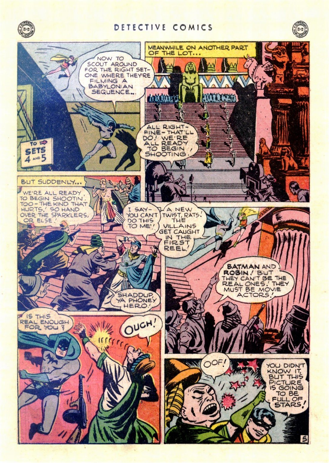 Read online Detective Comics (1937) comic -  Issue #103 - 7