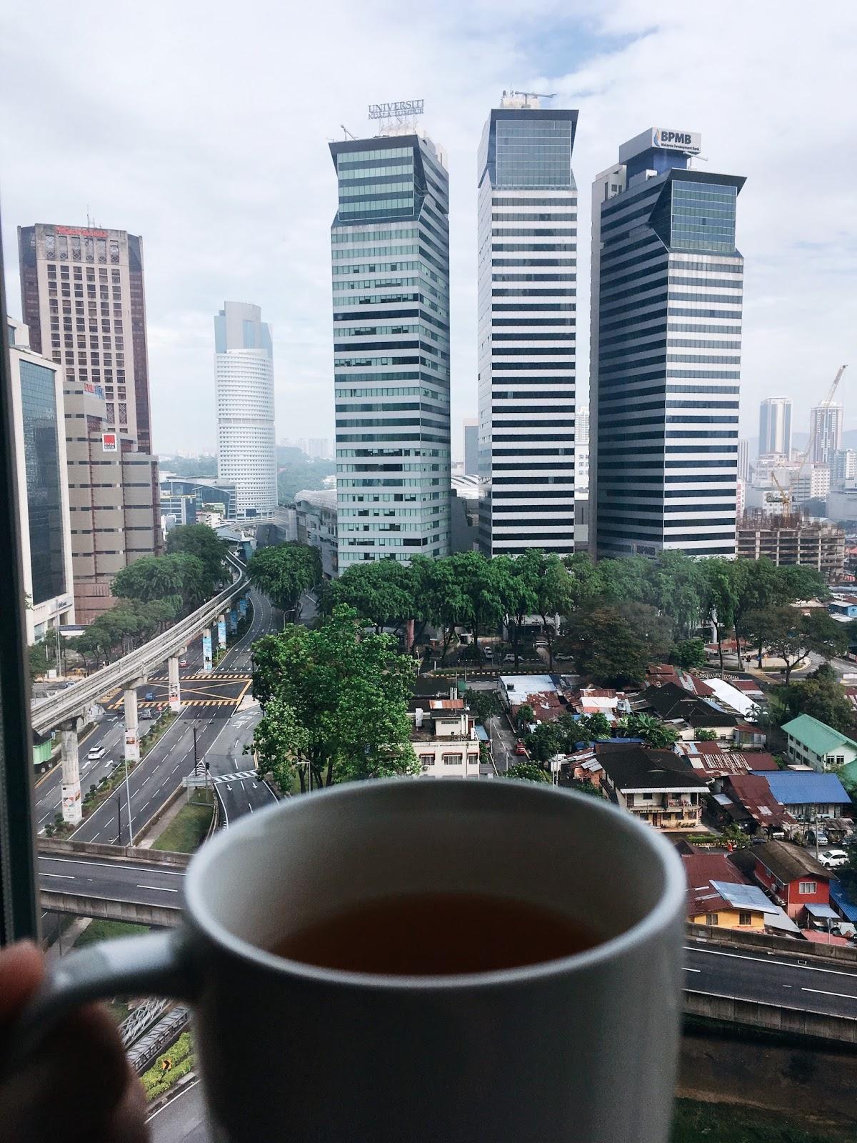 accommodation in Kuala Lumpur