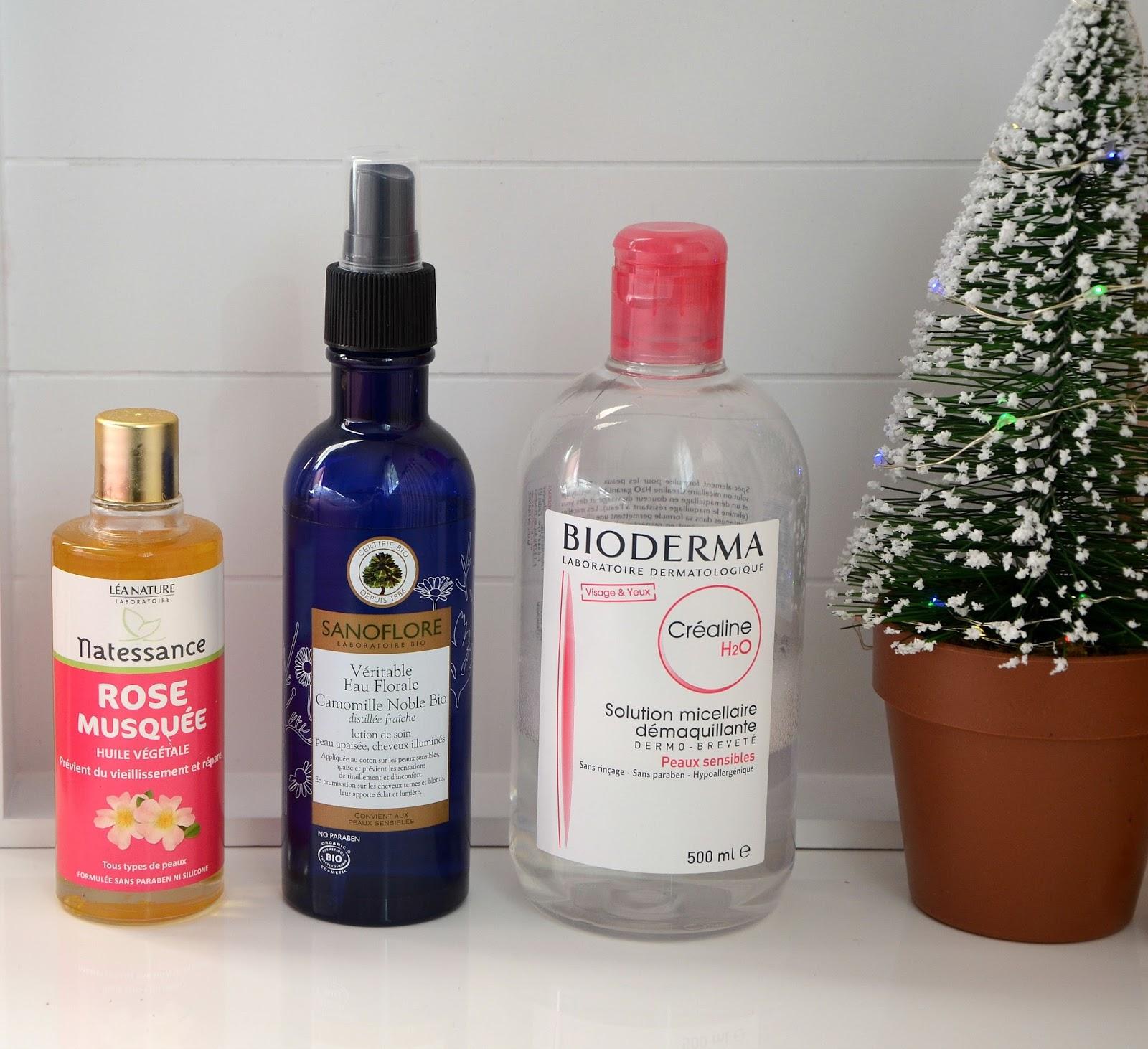 soins du visage face skin care