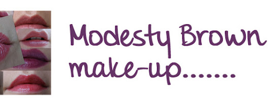 Modesty Brown: A/W Style Update with Katy Dyer