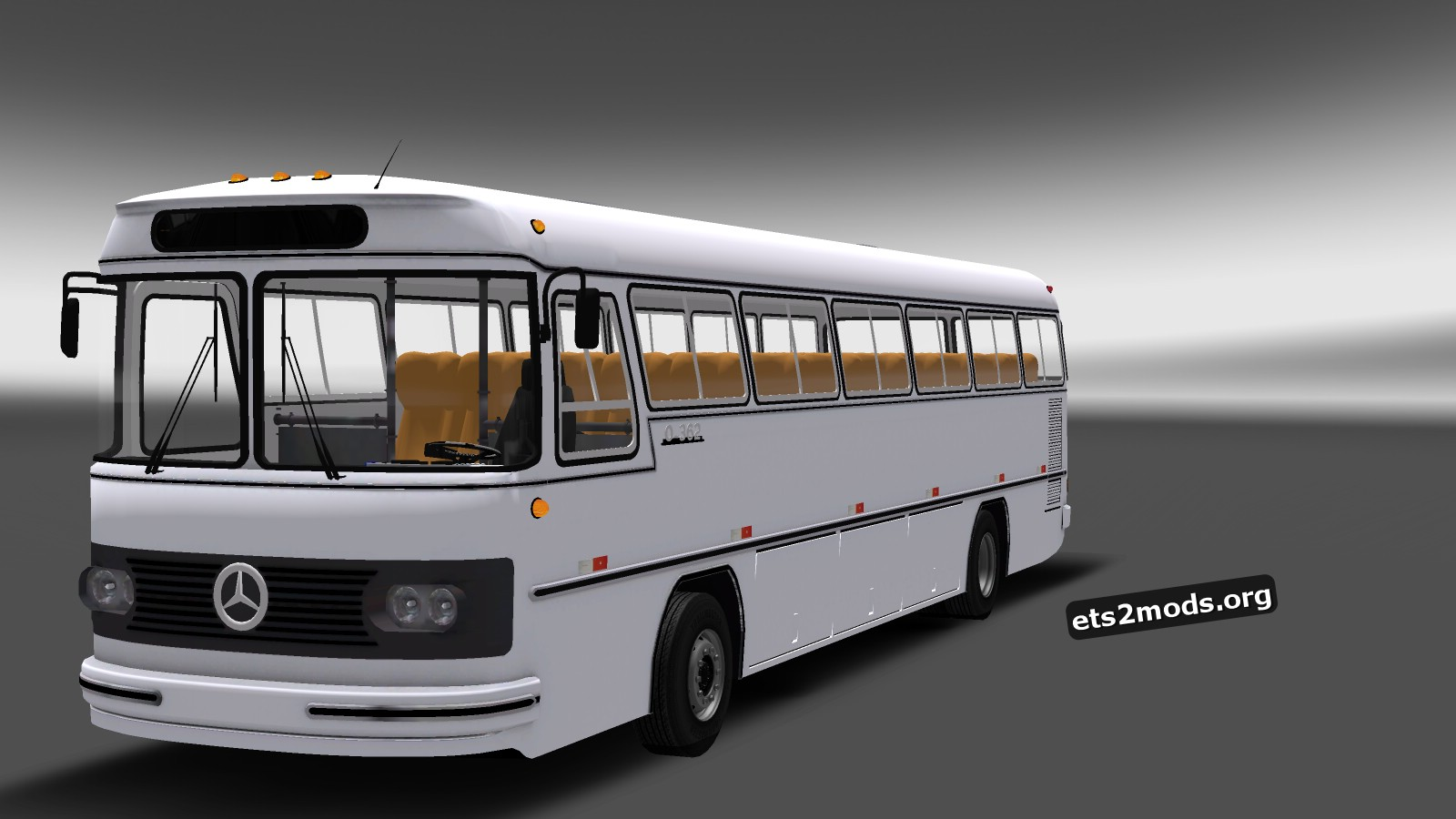 Bus - Mercedes Monobloco O-362
