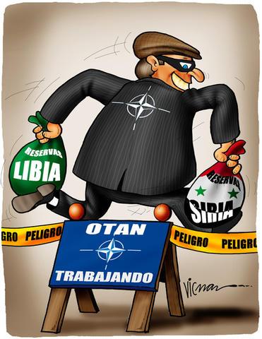 Resultado de imagen de ¿Es Colombia un 'caballo de troya' de la OTAN en América Latina?