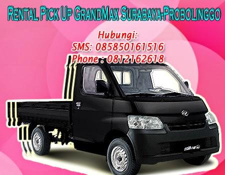 Rental PickUp GranMax Surabaya-Probolinggo