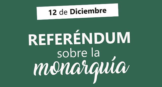 Manifiesto Referéndum sobre la monarquía UCM y UPM