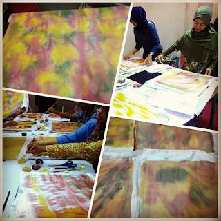 Workshop Desain Fashion