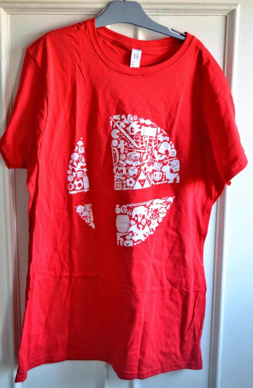 899bbe3bee67 For at være helt ærlig ville jeg ikke have bestilt nogen af de her T-shirts  selv
