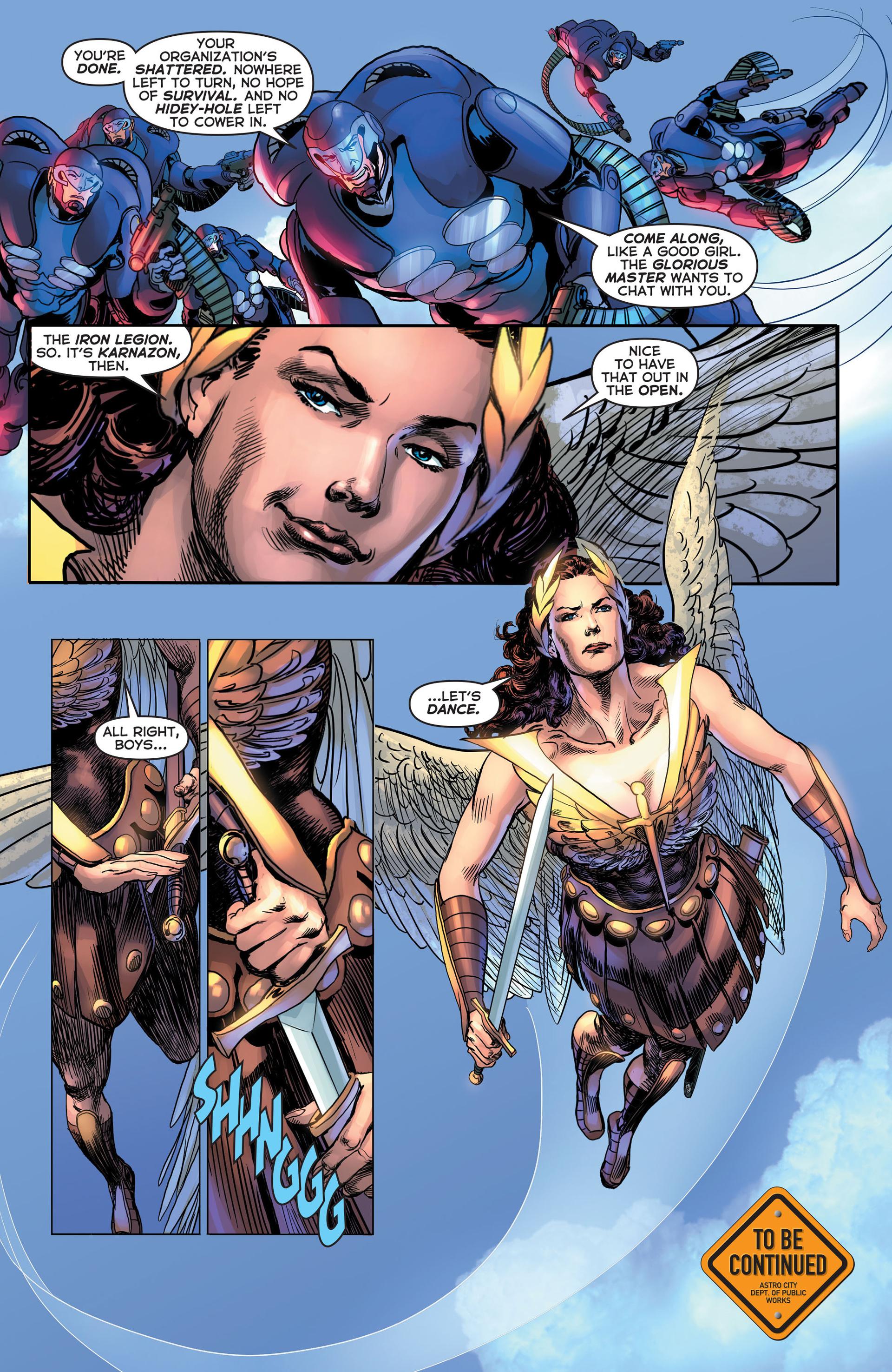 Read online Astro City comic -  Issue #8 - 24