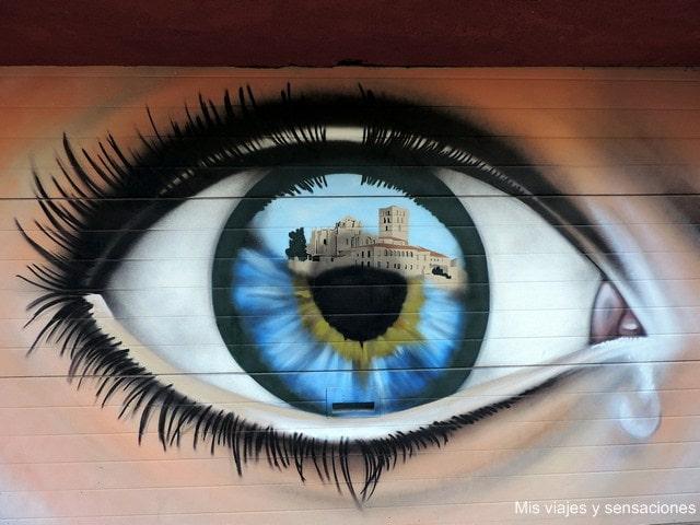 murales de Zamora, street art, Castilla y León