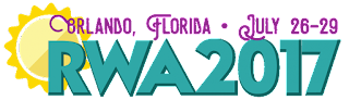 RWA National Conference 2018 | Orlando, FL | I'll be at the literacy signing on Saturday and the Sourcebooks events