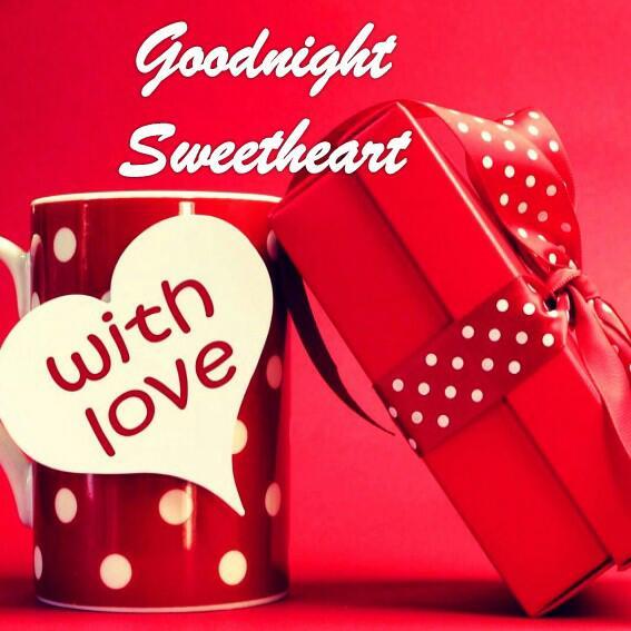 Sweet Heart Good Night Wishes Wallpapersimageswishesdesigns
