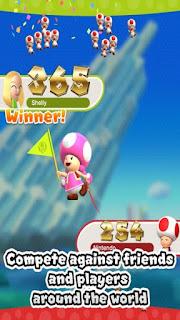 تحميل لعبة Super Mario Run للايفون