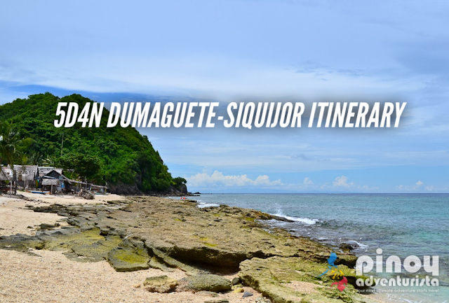 SAMPLE DUMAGUETE ITINERARY TRAVEL GUIDE BLOGS