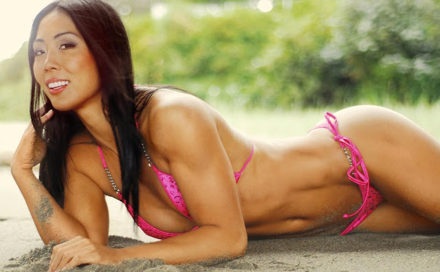 Christine Chou - Fitness Beauty