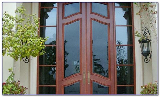 Best Front Door WINDOW TINT Film Home