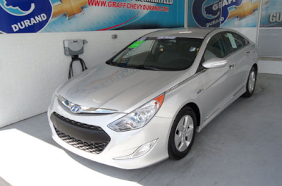 Pick of the Week - 2012 Hyundai Sonata Hybrid