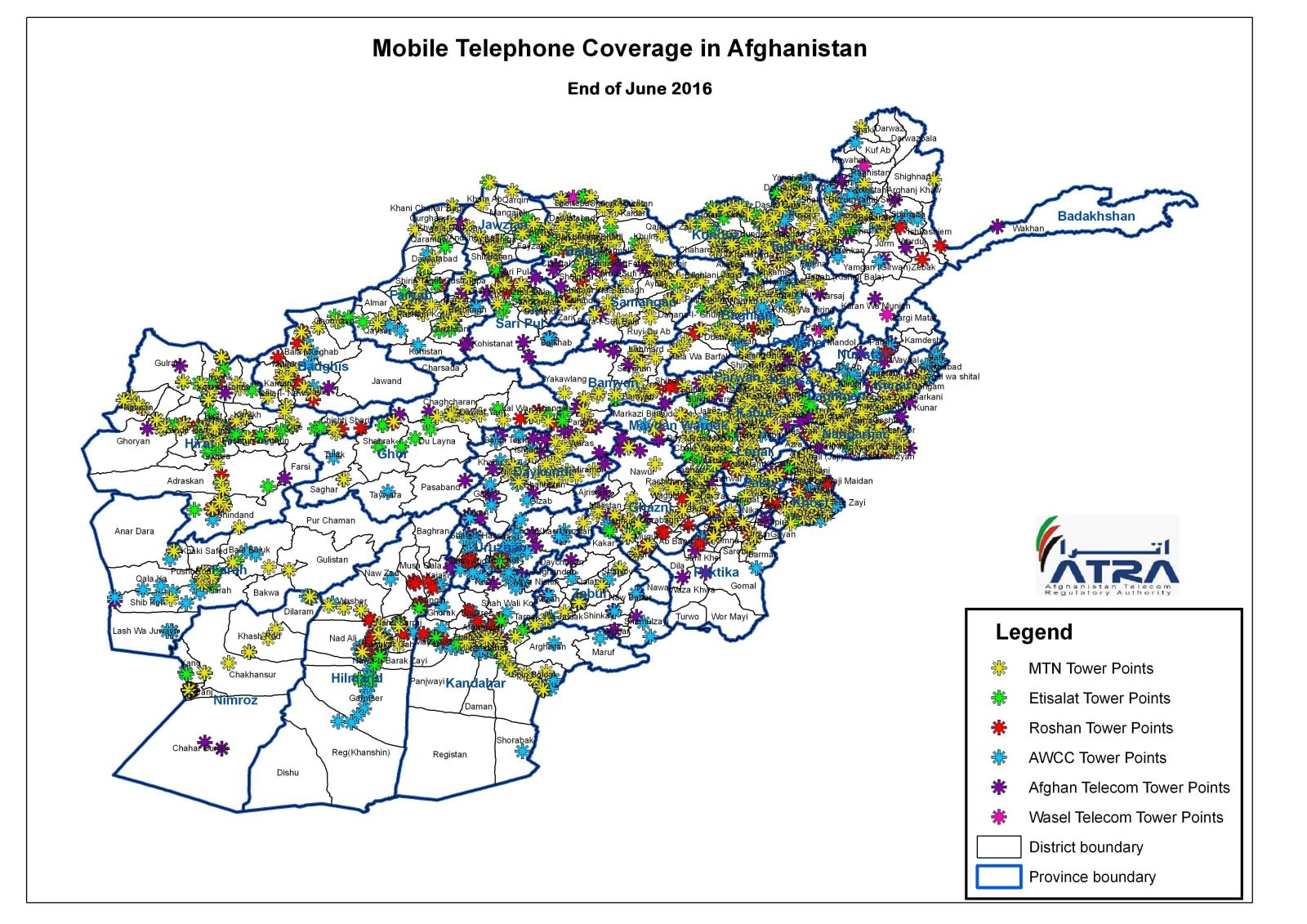 Operator Watch Blog: Afghanistan: 4G picking up pace