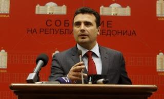 Zaev: Παράλογη η απαίτηση της Ελλάδας να αλλάξουμε το Σύνταγμα