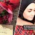 'Tak sangka suami seromantik ini' - Izreen terkejut dapat bunga dari Ude