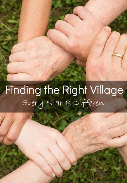Finding the Right Village-The continuation of t he story of one family's journey with a child who struggles with severe mental health needs and trauma.