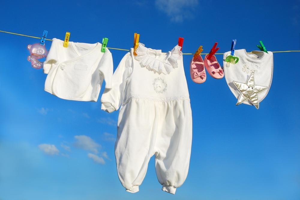 Cách chọn bột giặt dành cho quần áo trẻ em, trẻ sơ sinh
